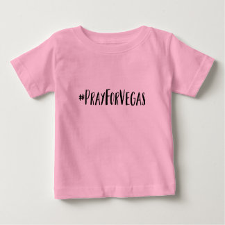 Pray For Vegas Kid's T Shirt
