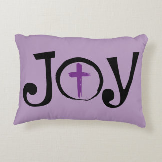 Pray it out Pillow with a little Joy