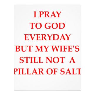 PRAY LETTERHEAD