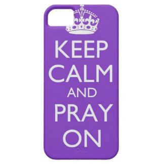 Pray On 2 iPhone 5 Case