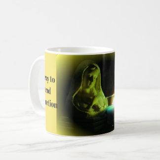 Pray to end abortion mug