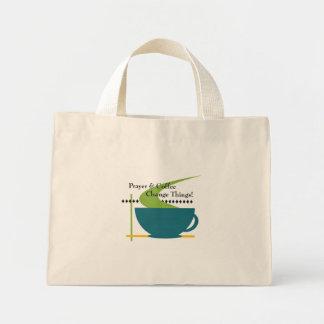 Prayer and Coffee Bag