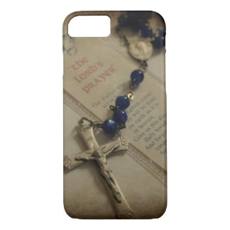 Prayer and Rosary iPhone 8/7 Case