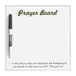 Prayer Board: Christian Whiteboard ideas