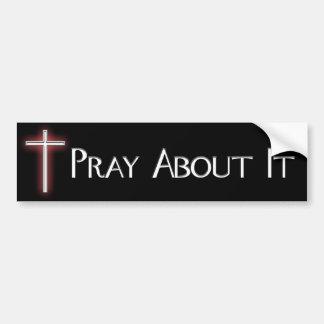 Prayer Bumper Stickers