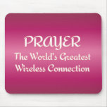 PRAYER - Greatest Wireless Connection Mousepad