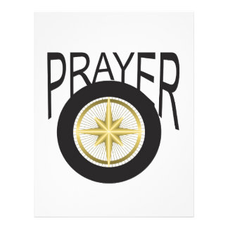 prayer hub letterhead template