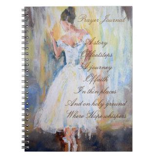Prayer Journal With Dancer Notebooks
