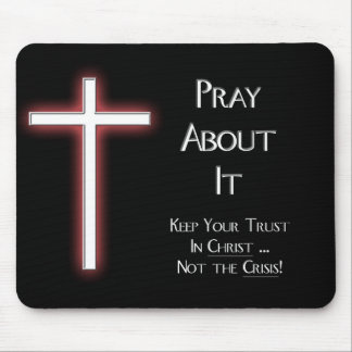 Prayer Mouse Pad
