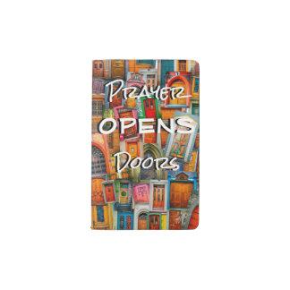 Prayer Opens Door Pocket Prayer Journal Moleskine
