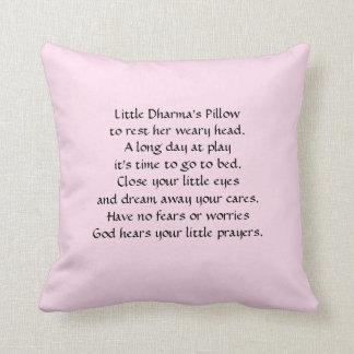 Prayer Pillow for children