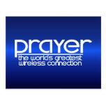 PRAYER POSTCARD