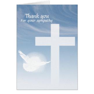 Prayer Thank you Card