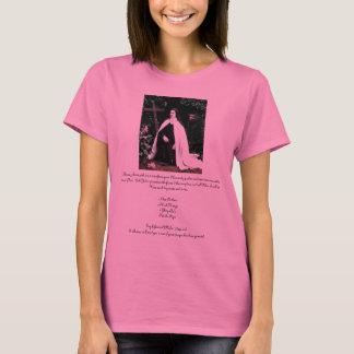 """""""Prayer to St. Therese""""  Theresa Hartman T-Shirt"""