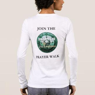 PRAYER WALK LONG SLEEVE T-Shirt