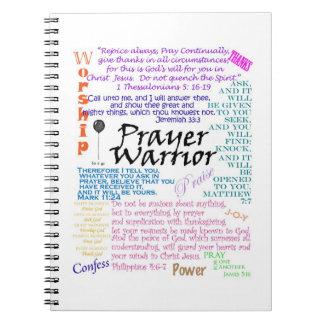 Prayer Warrior Journal
