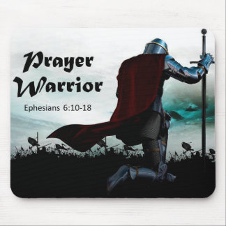 Prayer Warrior Mousepad