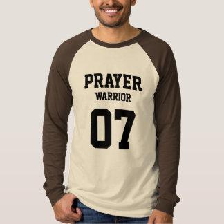 Prayer Warrior - Redeemed by Love T-Shirt