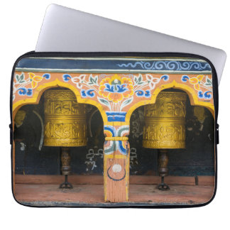 Prayer Wheels Laptop Sleeve