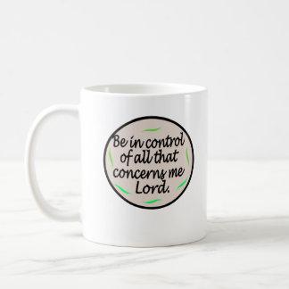prayerful. surrender mug