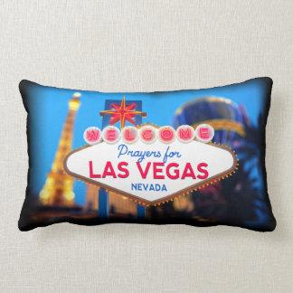 Prayers for Las Vegas Pillow