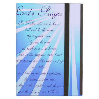 Prayers iPad Air Case