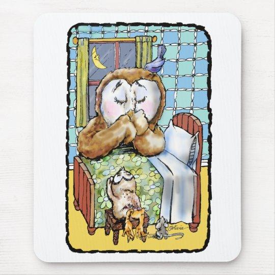 Prayers Mouse Pad