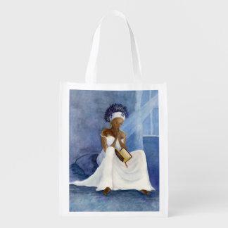 Prayers Of A women Reusable Grocery Bag