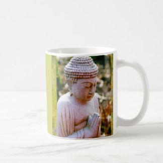 Praying Buddha - Digital Art Mug