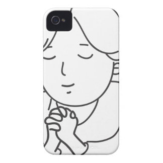 Praying Case-Mate iPhone 4 Case