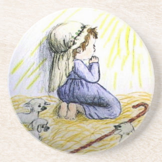praying child coaster