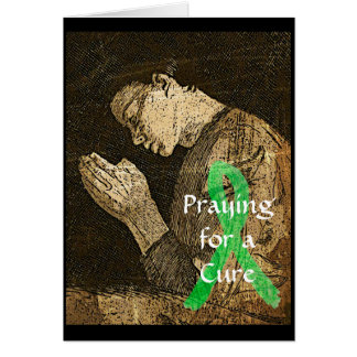 Praying for a Cure for All.. Card Lyme Disease