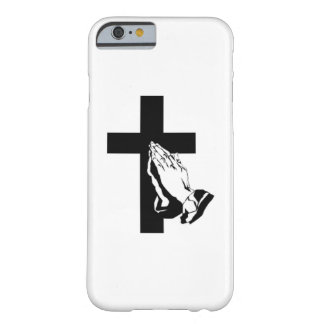 Praying Hand Phonecase Barely There iPhone 6 Case