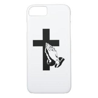 Praying Hand Phonecase Case-Mate iPhone Case