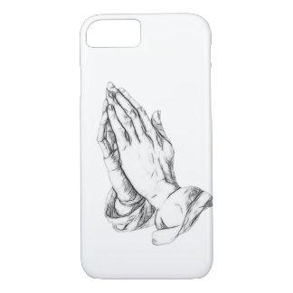 Praying hands iPhone 7 case
