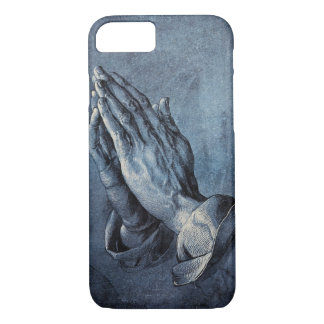 Praying Hands iPhone 8/7 Case