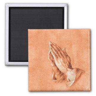 Praying Hands Magnet