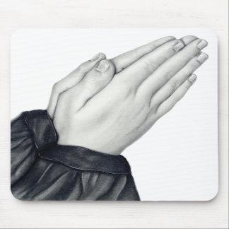 Praying Hands Mousepad
