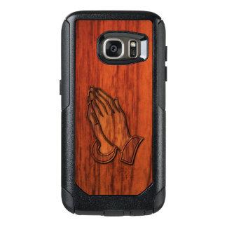 Praying Hands OtterBox Samsung Galaxy S7 Case