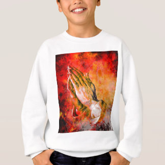 PRAYING HANDS SWEATSHIRT