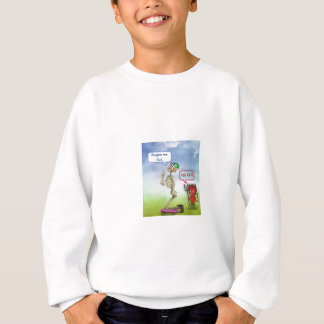 praying man sweatshirt