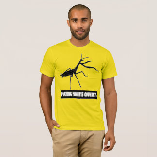 Praying Mantis Animal Insect Designer Apparel T-Shirt