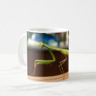 Praying Mantis Bug Mug