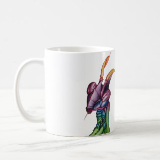 Praying Mantis Bug Mug