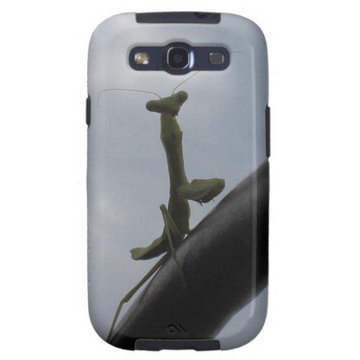 Praying Mantis Samsung Galaxy SIII Case