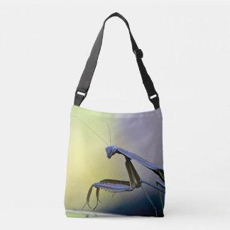 Praying Mantis Crossbody Bag
