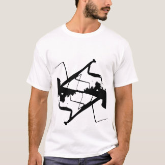 Praying Mantis Design T-shirt