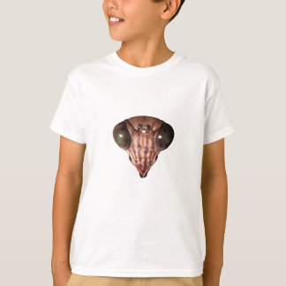 Praying Mantis Face T-Shirt