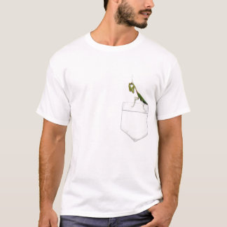 Praying Mantis In Your Pocket T-Shirt