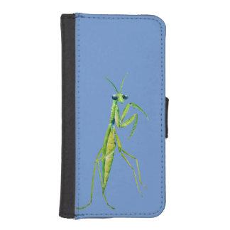 Praying Mantis iPhone 5/5s Wallet Case